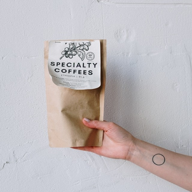 Caffeine Stuff - Coffee Bag