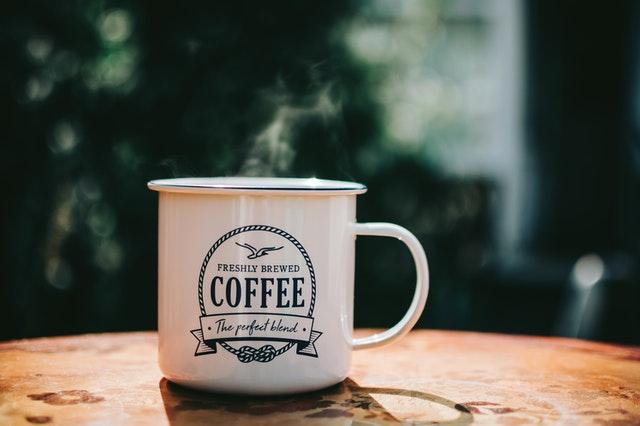 Caffeine Stuff - Coffee Cup